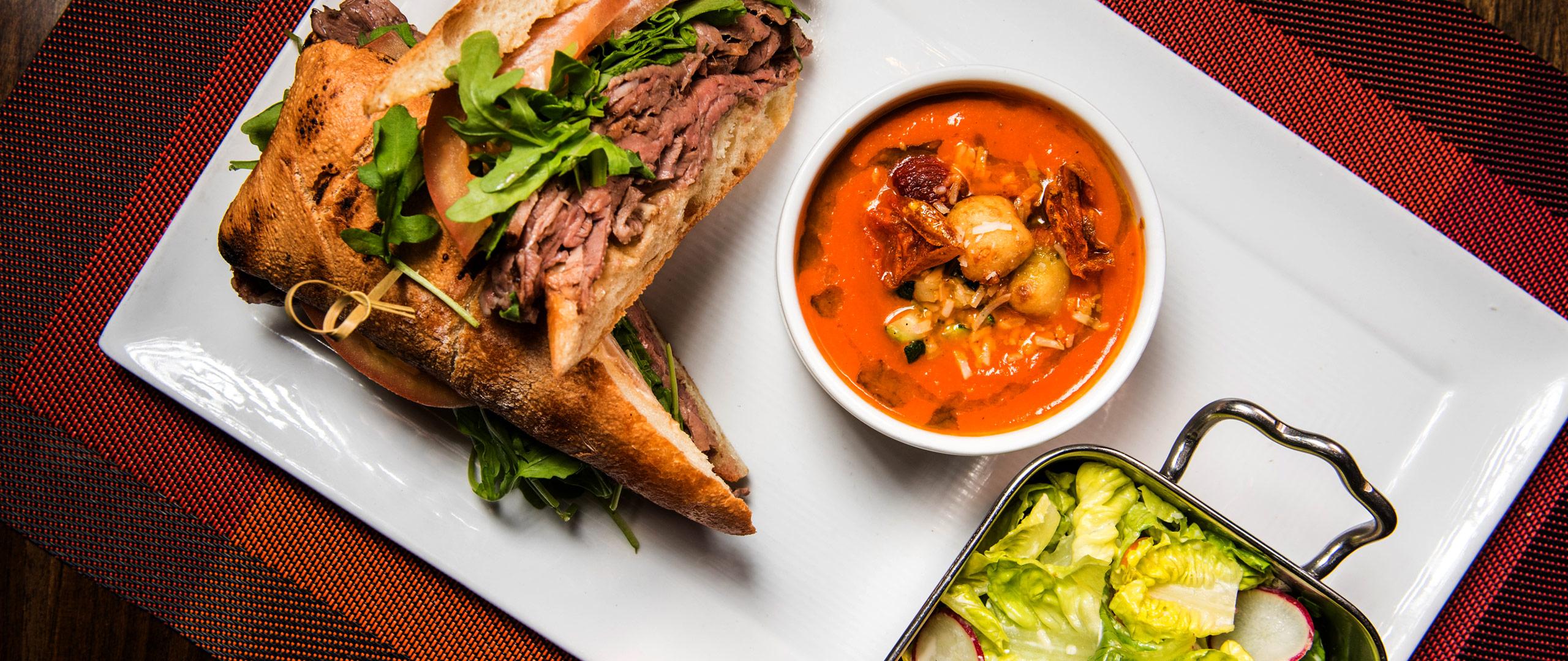 David Burke Tavern   NYC Restaurant   Chef-Driven Menu Upper ...