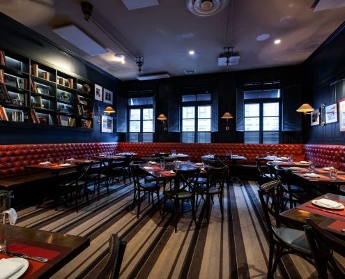 Main Dining Room at David Burke Tavern