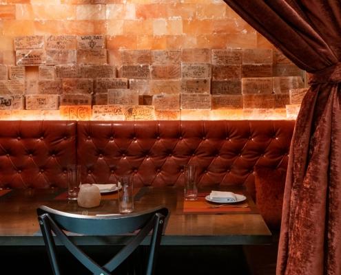 The Pink Salt Room at David Burke Tavern