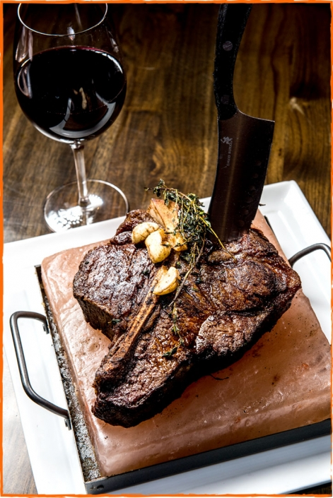 David Burke Tavern Porterhouse Steak for 2