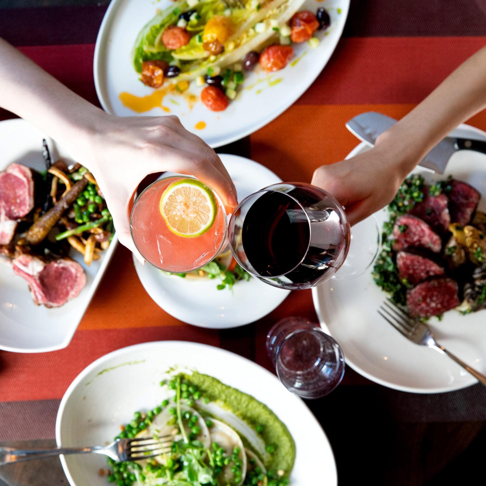 Dinner at David Burke Tavern Spring 2019