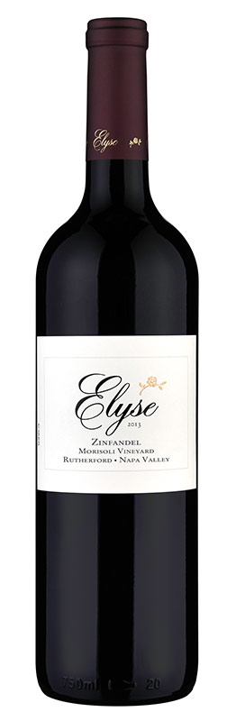 Elyse Zinfandel to pair with the Appetizer Course for the July 18 David Burke Tavern Chef's Studio Wine Dinner