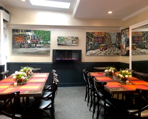 Chef's Studio at David Burke Tavern. Available for Private Dining