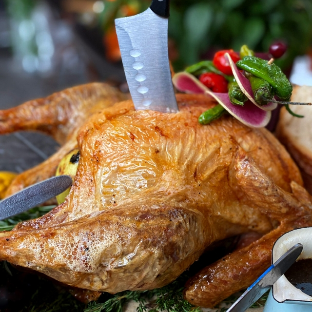 Turkey ToGo David Burke Thanksgiving Grab'n'Gobble